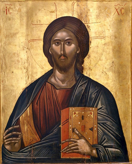"Jesus Christ ""Pantocrator"" icon (17)"