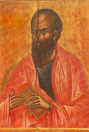 St. Paul the Apostle icon