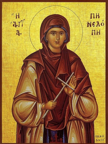 St. Penelope the Martyr icon