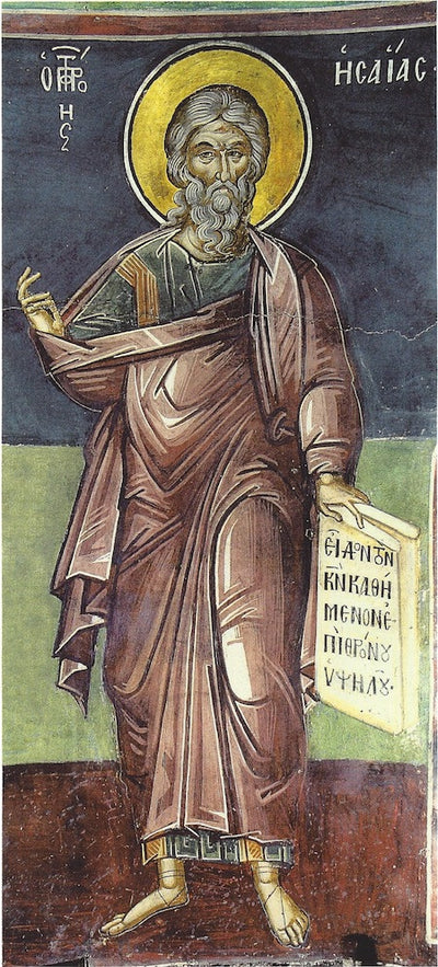 Isaiah the Prophet icon (2)