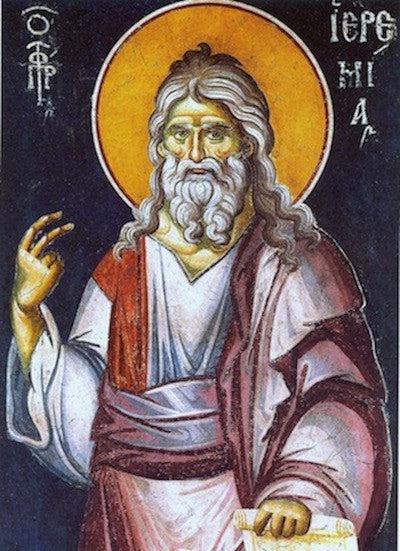 Jeremiah the Prophet Icon