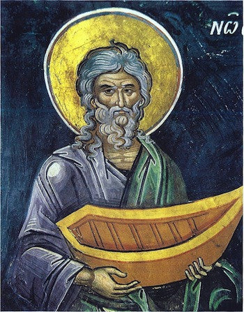 Noah the Righteous icon (2)