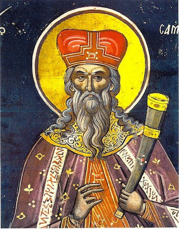 Samuel the Prophet icon (1)