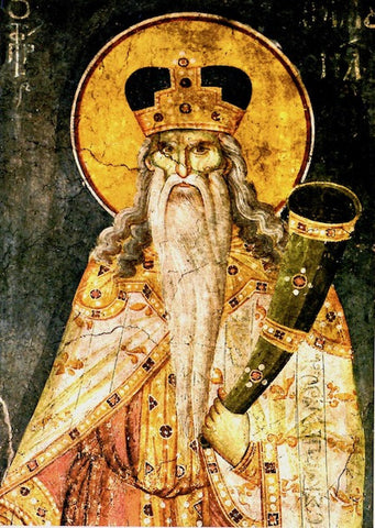 Samuel the Prophet icon (3)