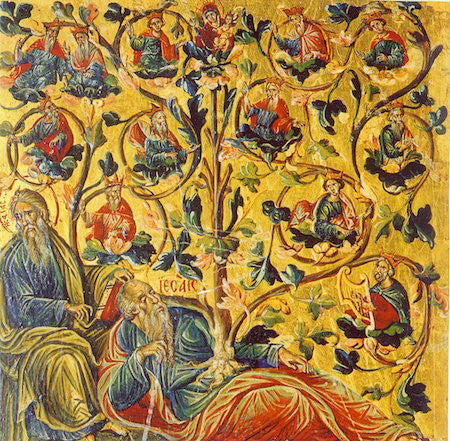 "Theotokos ""Root of Jesse"" icon (2)"