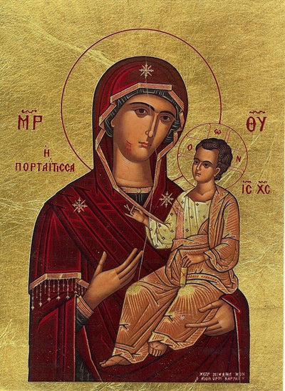 "Theotokos ""Portaitissa"" icon (SSC)"