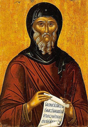 St. Anthony The Great icon (2)