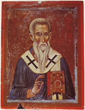 St. Antipas of Pergamum icon (1)