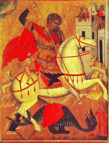 St. George icon (5)