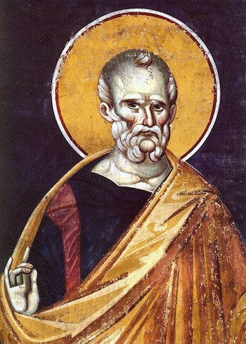 St. Simon The Apostle icon