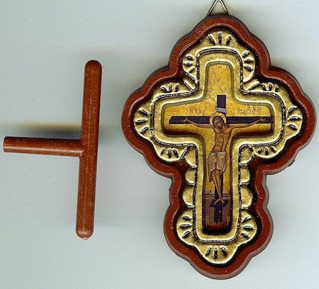 Wall or standing small Cross SHC-02