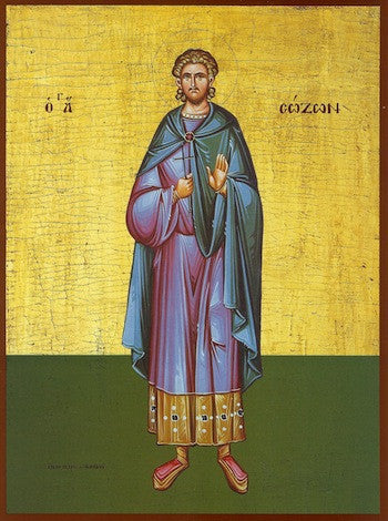 St. Sozon of Cilikia Icon