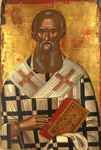 St. Athanasios the Great, Patriarch of Alexandria icon (3)