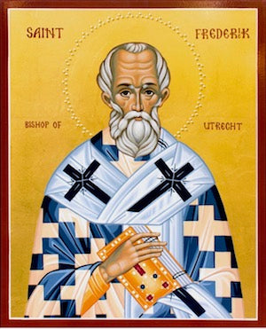 St. Frederick, Bishop of Utrecht