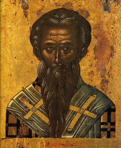 St. John the Merciful, Patriarch of Alexandria icon  (2)