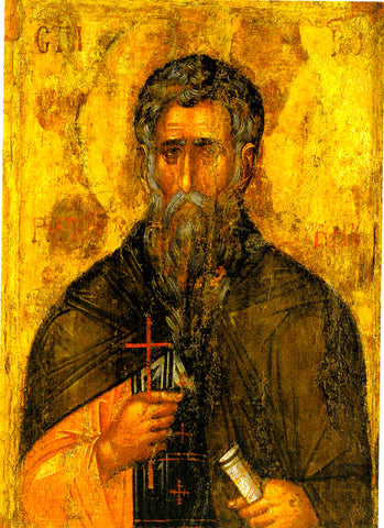 St. John the Miraculous icon