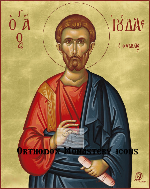 St. Thaddeus the Apostle icon