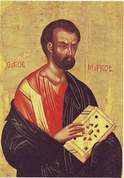 St. Mark the Apostle and Evangelist icon (3)