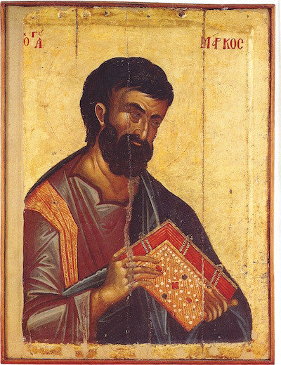 St. Mark the Apostle and Evangelist icon (2)