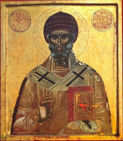 St. Spyridon Bishop of Tremithus icon (3)