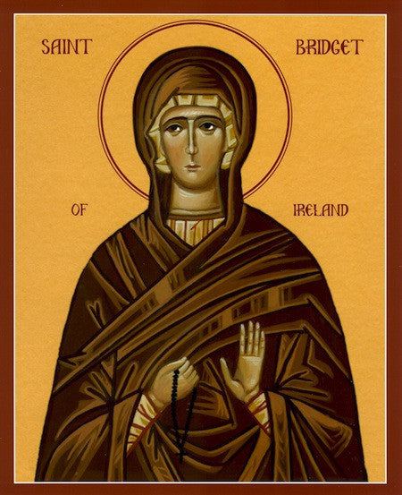 St. Bridget icon