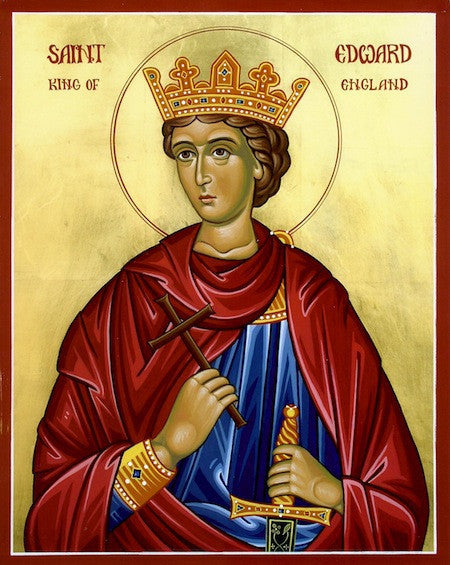 St. Edward icon