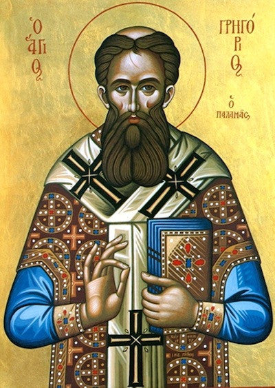 St. Gregory Palamas icon (2)