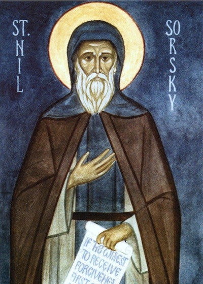 St. Nilus Bishop of Sora