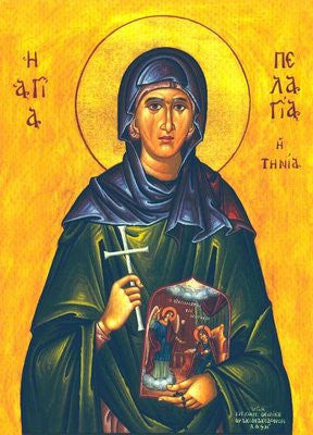 St. Pelagia of Tinos icon