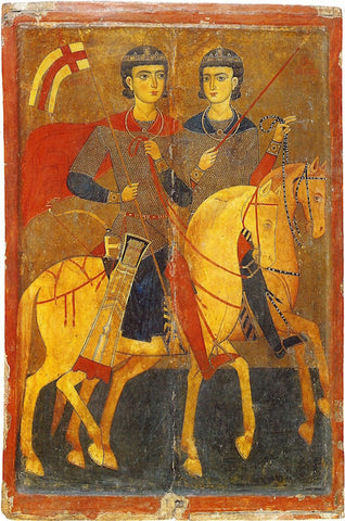 Ss. Sergius and Bacchus icon (2)