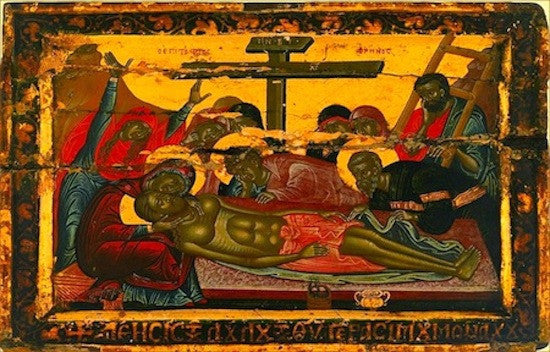 Lamentation icon (6)