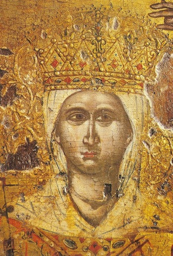 St. Theodora the Queen of Arta icon