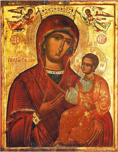 "Theotokos ""Merciful"" icon (3)"