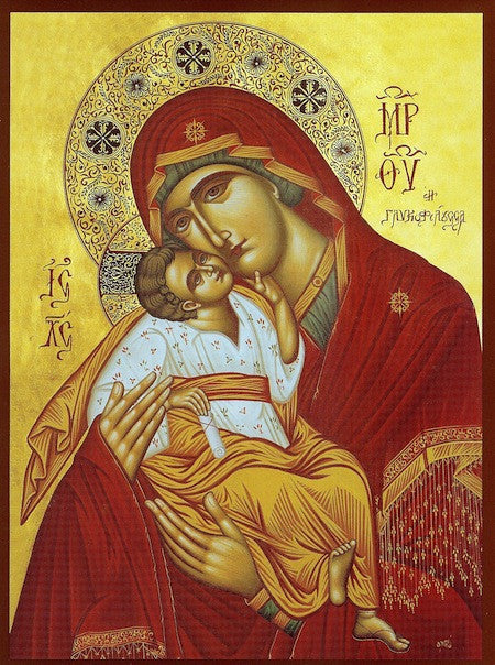 "Theotokos ""Tenderness"" icon (5)"