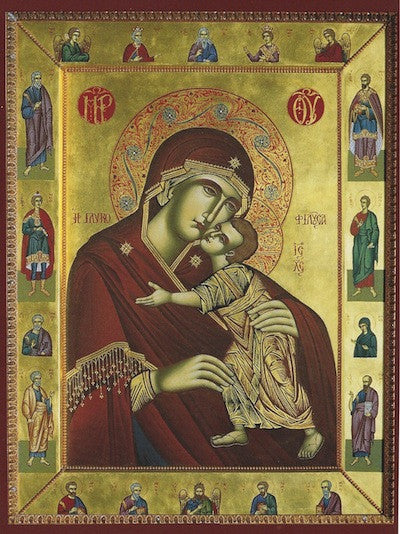 "Theotokos ""Tenderness"" icon (8)"