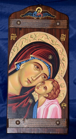 "Theotokos ""Tenderness"" icon (742A-VE)"