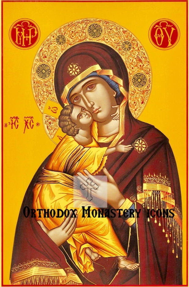 "Theotokos ""Tenderness"" icon (7)"