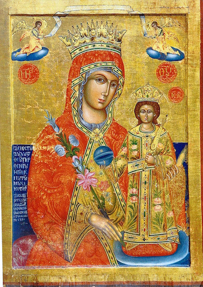 "Theotokos ""Unfading Rose"" icon (2)"