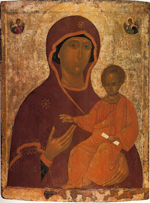 Theotokos of Smolensk icon