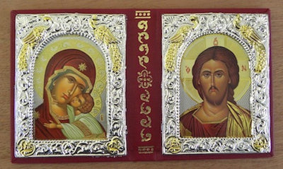 Travel Icon Diptych (ID-L)