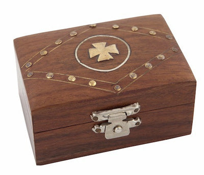 Wooden Incense Box 32-58