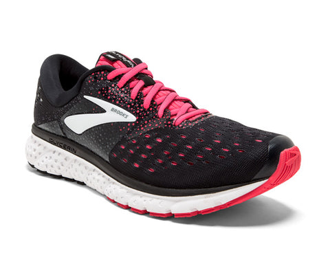 Women's Glycerin 16 Black/Pink/Grey