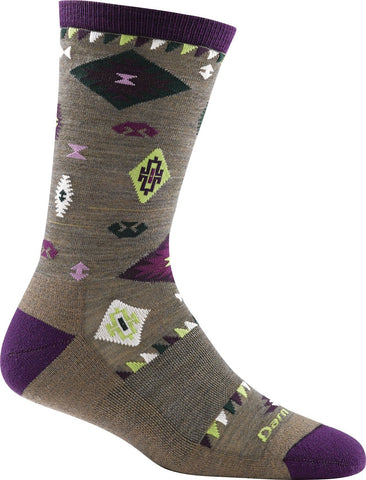 Darn Tough Tribal Crew Light Sock - Women's