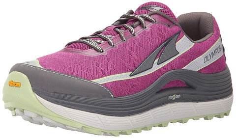 Altra Women's Olympus 2-W, Orchid/Gray, 9.5 M US
