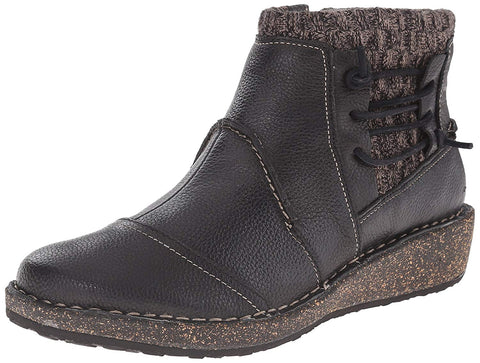 Aetrex Women's Tessa Short Sweater Boot