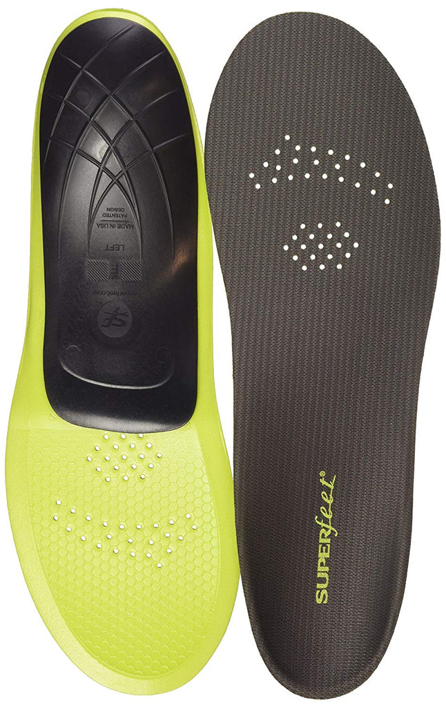 11ae5cd6488 Superfeet Carbon Premium Pain Relief Insoles