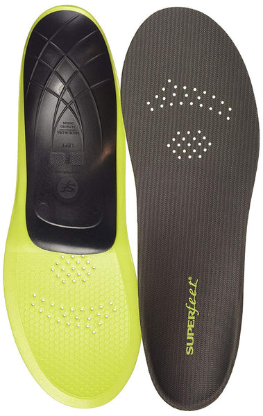Superfeet Carbon Premium Pain Relief Insoles