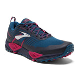 Women's Cascadia 13 Ink/Navy/Pink
