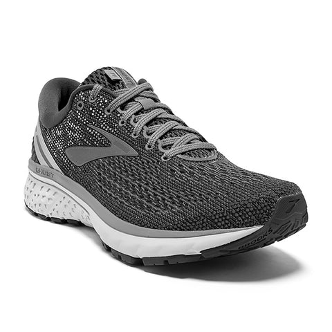 Men's Ghost 11 Ebony/Grey/Silver