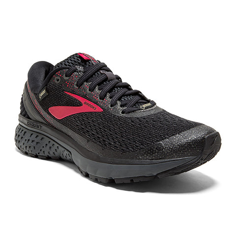 Women's Ghost 11 GTX Black/Pink/Ebony